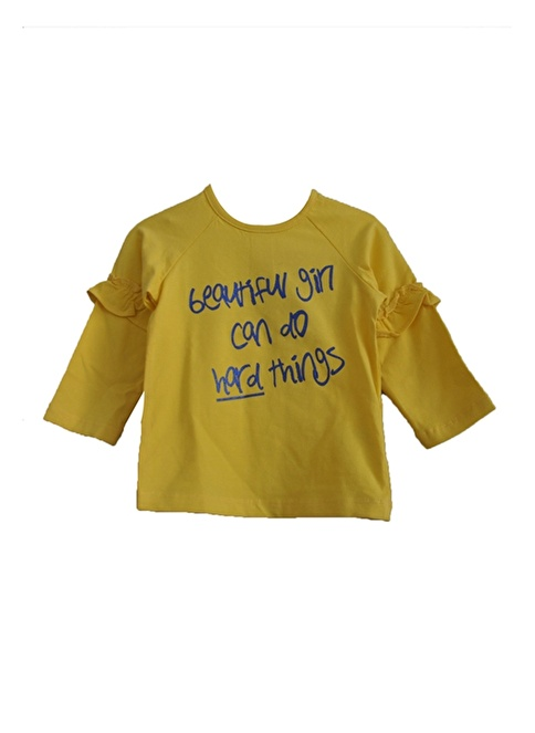 Zeyland Sweatshirt Sarı